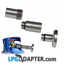 euro lpg gas bottle adapter