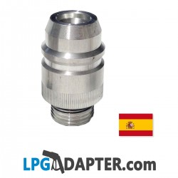 Spanish Euro connector Autogas LPG Adapter
