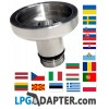 dish lpg autogas adapter france poland italy