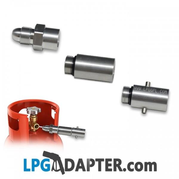 Pol Calor Gas Lpg Propane Bottle Filling Adaptor Lpg Gas Propane Filling Adapter For Autogas Stations